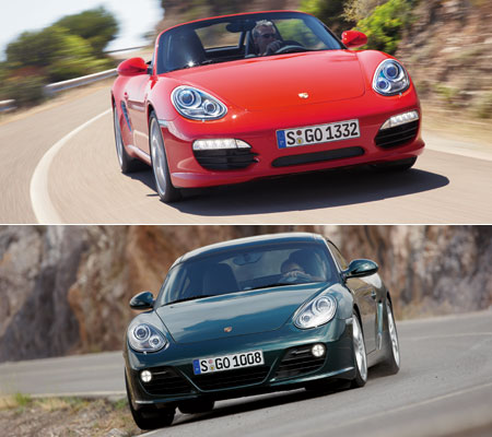 Porsche-Boxster-and-Porsche-Cayman